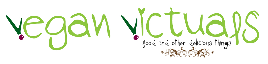Vegan Victuals: The Blog